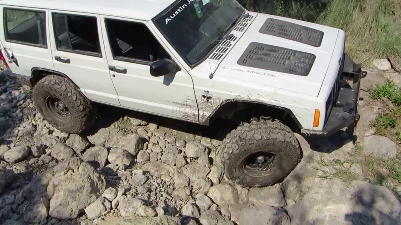 Austin Jeep People Cherokee At Hidden Falls Youtube