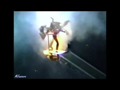 Michael Jackson - HIStory World tour - Beat it - Amsterdam 1996 BETTER AUDIO