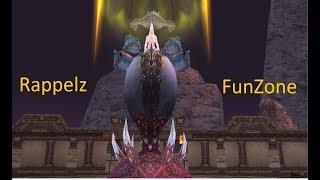 Rappelz FunZone - Dajon - Mysti - Magido - Battosai vs Le Coeur du donjon Arcade