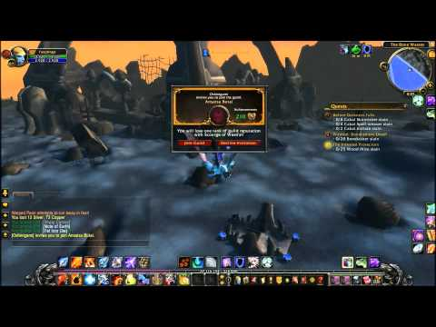 World of Warcraft Part 101: My Totem Isn't Me