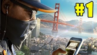 Watch Dogs 2 - Walkthrough - Part 1 - Prologue (PC HD) [1080p60FPS]