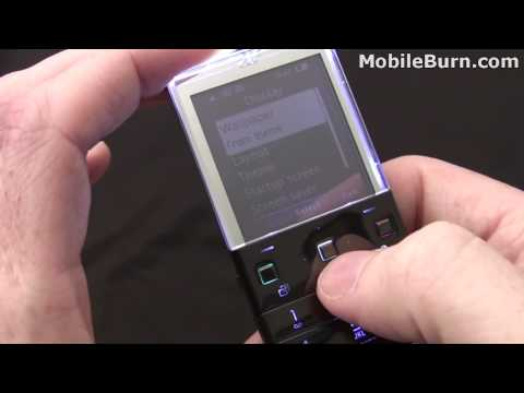 Sony Ericsson Xperia Pureness - unboxing and demo