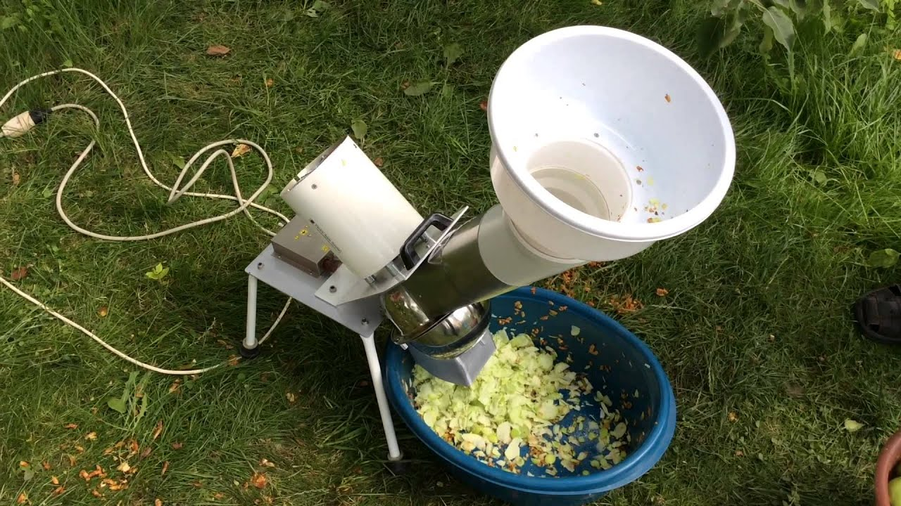 Fruit crusher grape apple crusher grinder for grape apple fruit - Electric Crusher Es 1 For Apples Grapes Berries Fruits And Vegetables