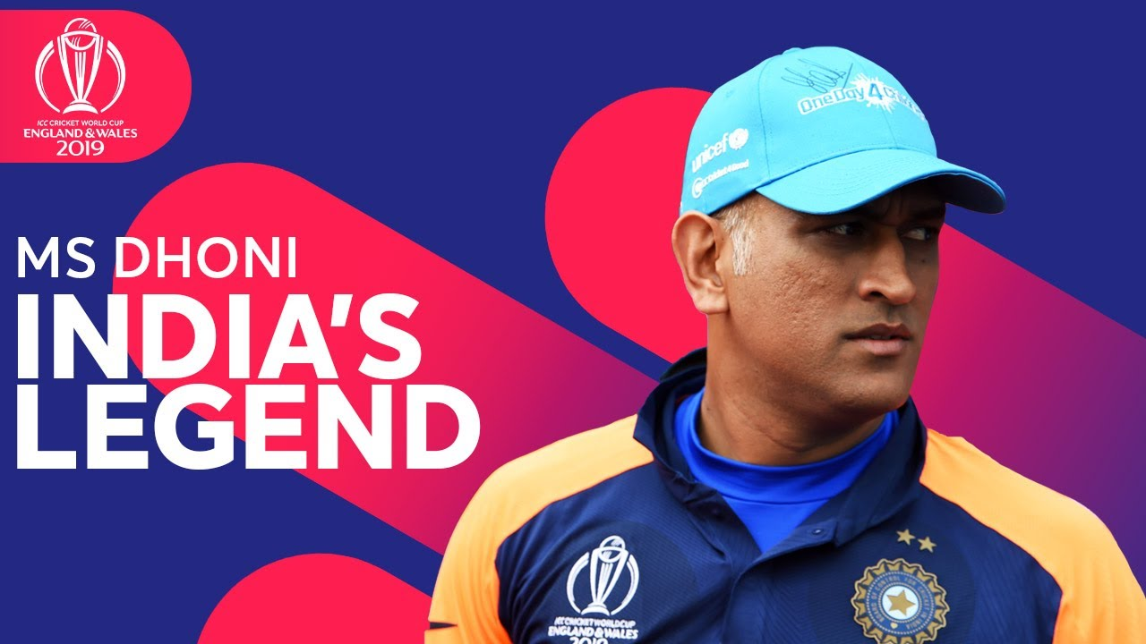 The incredible MS Dhoni | Player Feature | ICC Cricket World Cup