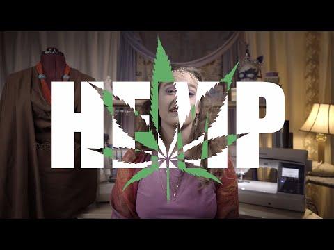 Hemp Part 2: The Plant, The Fabric