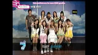 Baby Snsd  The Way Young Snsd Introducing Themselves