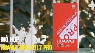 Mở hộp Huawei GR5 2017 Pro - Nâng cấp cấu hình mới, giữ lại thiết kế cũ(Huawei GR5 2017 Pro là phiên bản được nâng cấp cấu hình từ chiếc GR5 2017 ra mắt vào năm ngoái (2016). Thiết bị được nâng cấp Ram lên 4GB và bộ nhớ ..., 2017-03-08T12:00:09.000Z)