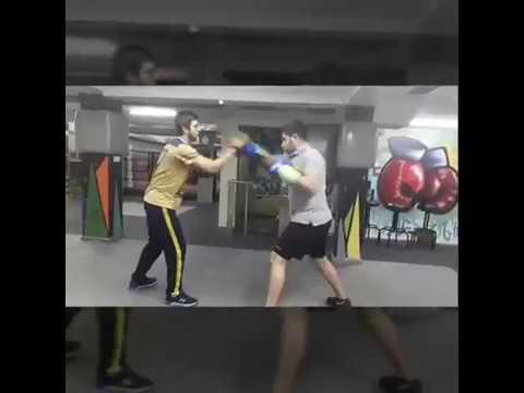Özgür Yılmaz Boxing