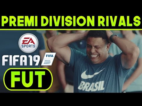 I PREMI DELLA DIVISION RIVALS E... BRASILE NEL CUORE ★ FIFA 19 FUT ITA