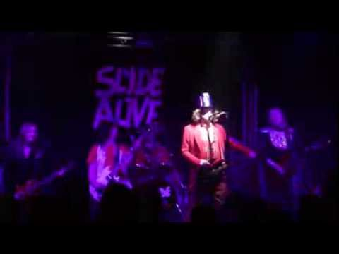SLYDE ALIVE (SLADE UK) - The Forum, Darlington 23.11.2013.