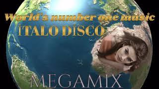 NEW GENERATION ( BCR) - MEGAMİX Vol.1 İtalo Disco ( By  Beach Club Records)