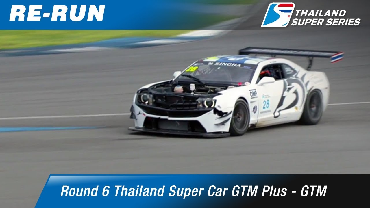 Thailand Super Car GTM Plus - GTM : Round 6 @Chang International Circuit