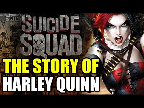 New 52 Suicide Squad: The Story of Harley Quinn