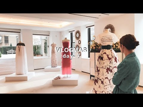 VLOGMAS 2018 DAY 7 • Fashion Heaven | Sai In The City
