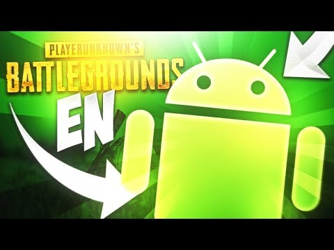 NUEVO PLAYERUNKNOWN'S BATTLEGROUNDS EN ANDROID!! (PUBG EN EL MOVIL)