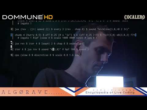 What Is Algorave? Live Coding With Alex Mclean