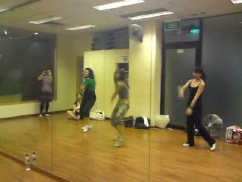 "Dance Class by Jin Jin - ""Jamaican Girl (Obie Trice ft Brick & Lace)"" (Final)"