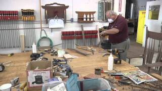Maloof Inspired Rocking Chair Class