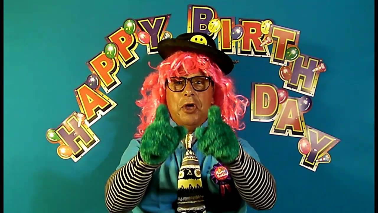 Funny Happy Birthday BILL Song #2 & #3