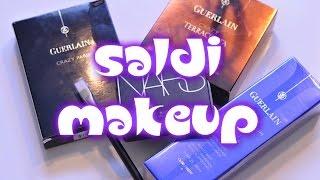 HAUL con i SALDI: MakeUp NARS & GUERLAIN, un vero affare! | Mya Beauty Thumbnail