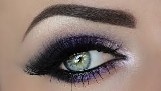 Sultry Purple Smokey Eye thumbnail