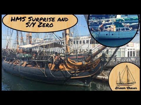 Maritime History and SY Zero