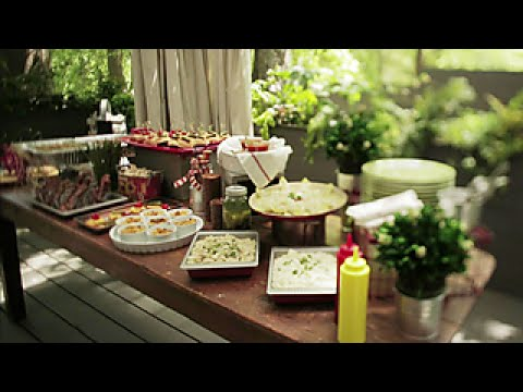 summer party ideas backyard bbq diy network youtube