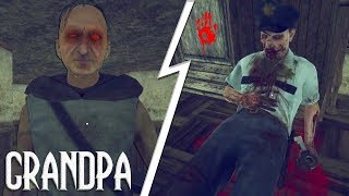 Do NOT Play GRANDPA.. (Scary Mobile Horror)