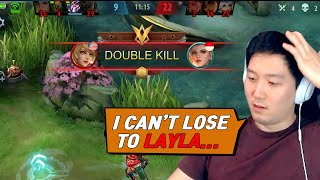 Oh my god, This is so heavy to carry... | Mobile Legends