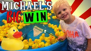 Fishing Game Champion || Mommy Monday