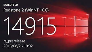 Windows 10 Build 14915 – Blue Light Reduction (f.lux)(Microsoft готовит новую функцию под названием Blue Light Reduction. Текстовая версия: ..., 2016-09-01T22:55:01.000Z)