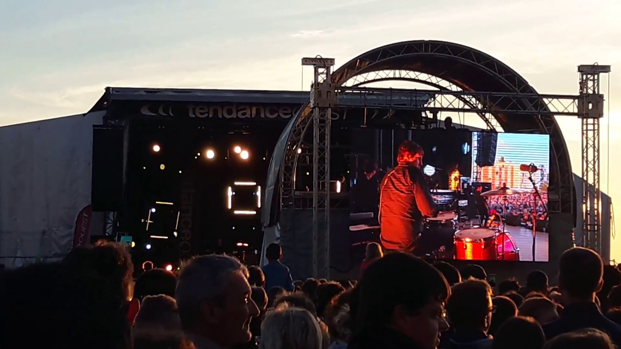 Live Say What You Want Texas Au Havre 14 Juillet 2017