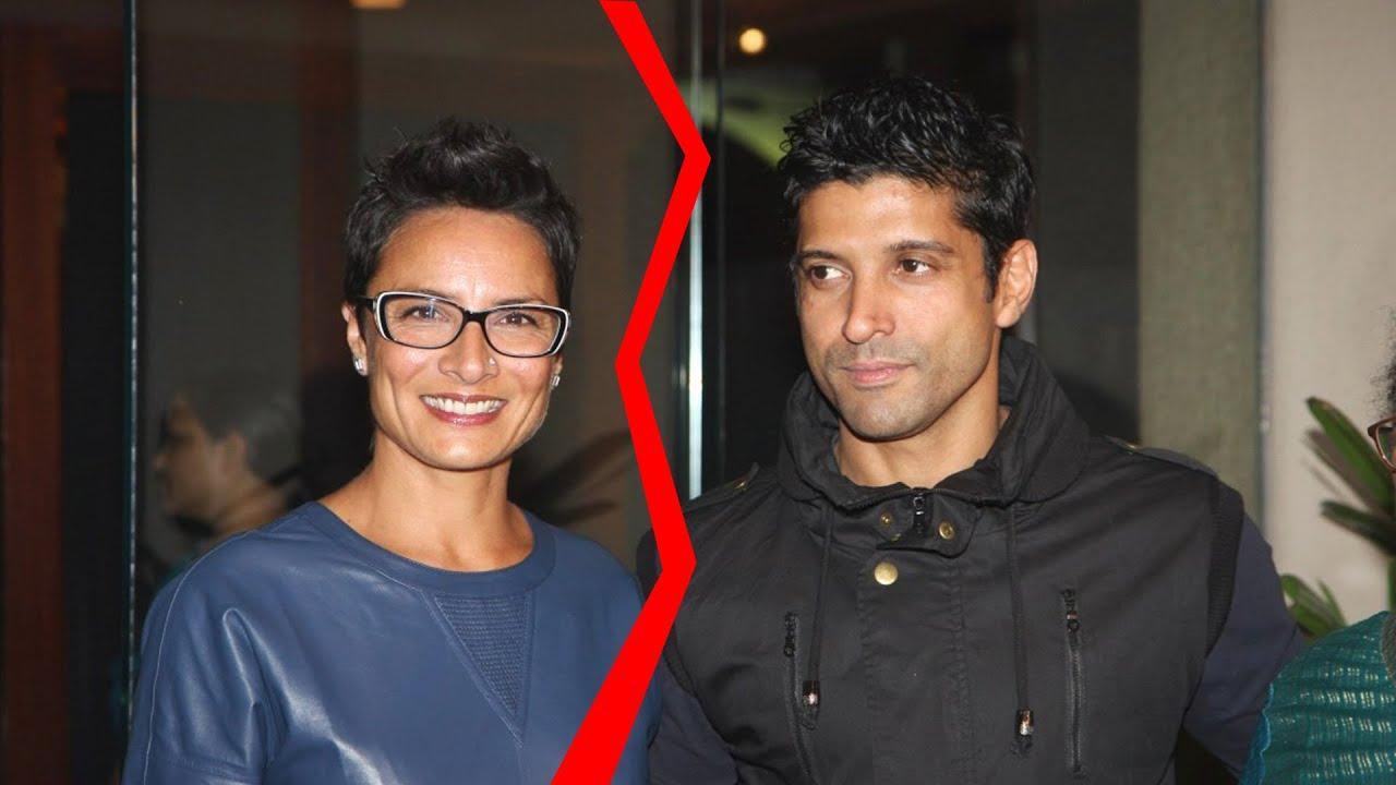 Adhuna Akhtar and Farhan Akhtar breakup (YouTube)