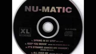 Nu- Matic - Keep You Movin