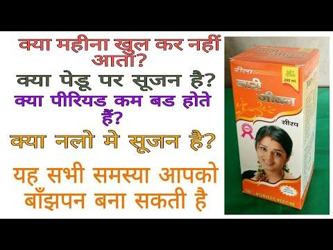 Nari Jivan(महिलाओं  की गर्भ समस्याओं के लिए) Full Review In Hindi