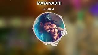 Mayanadhi love BGM   Tovino Thomas   Aishwarya