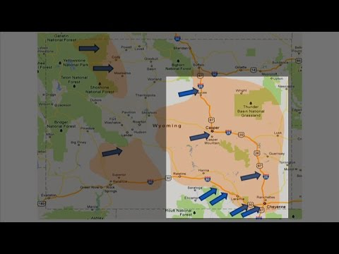 Understanding Wyoming's High Winds