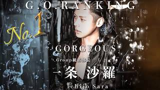 【G.O.Group】Monthly COUNTDOWN / 2018年5月度ランキングTOP5