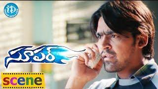Repeat youtube video Super Movie - Ayesha Takia, Nagarjuna Love Scene