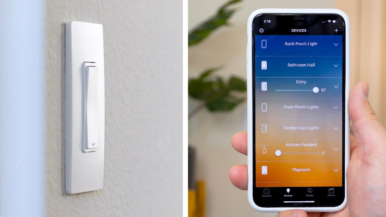 smart lighting works with legrand