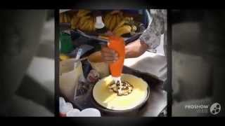 Традиционная еда в тайланде
