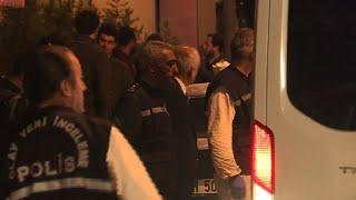 Turkish police search Saudi consulate in Istanbul