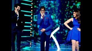 Amitabh Bachchan Live