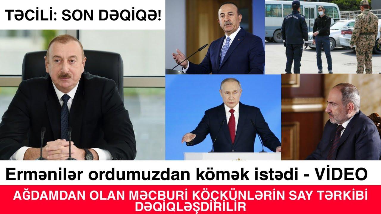 Təcili vacib yekun xəbərlər 24.11.2020, ( Son Xeberler )
