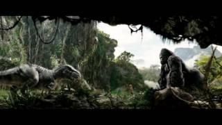 """Трейлер фильма """"Конг: Остров Черепа"""" если бы его снимал Питер Джексон"""