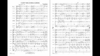 I Got You (I Feel Good) by James Brown/arr. Johnnie Vinson