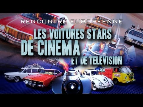 les voitures stars de cin ma cinema tv star cars youtube. Black Bedroom Furniture Sets. Home Design Ideas