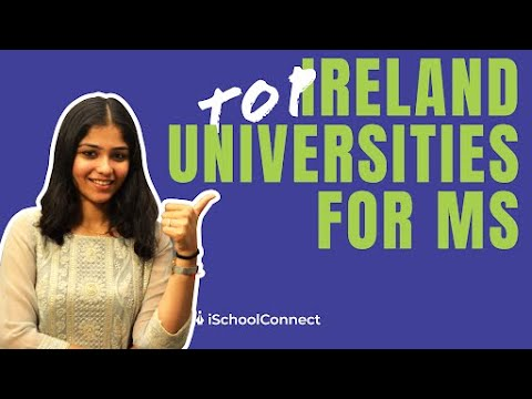 Top 10 Universities In Ireland For Masters | ISchoolConnect