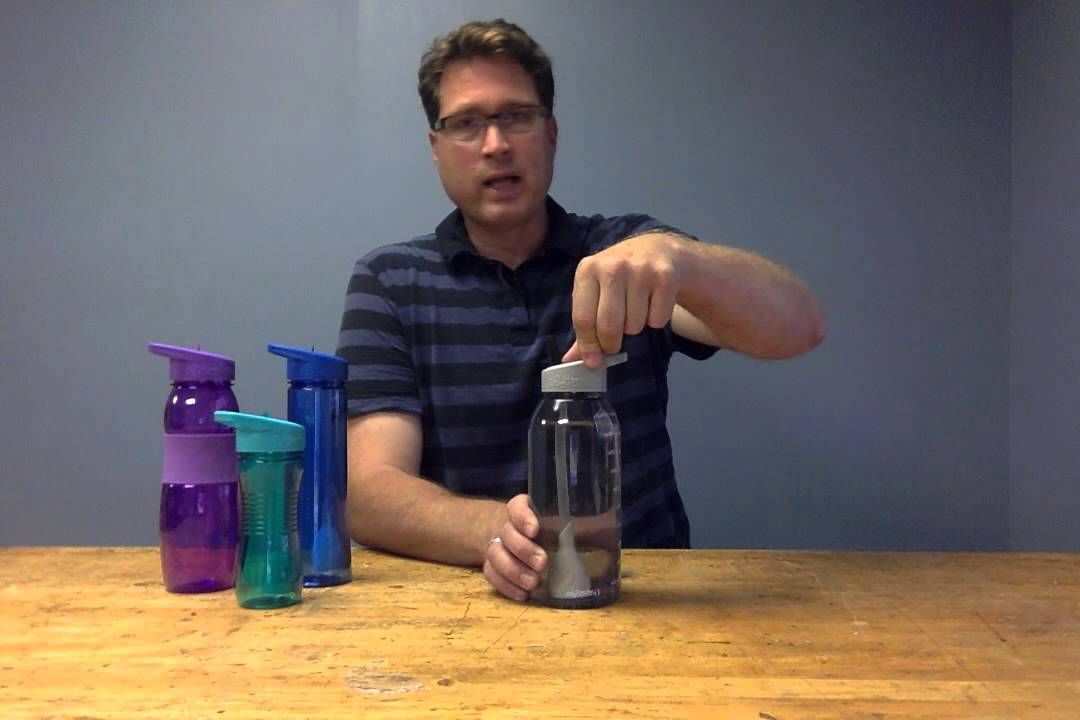 7b55387a82 Filtered Water Bottle from refresh2go® - Tips: The Quick Fix for Air Bubbles