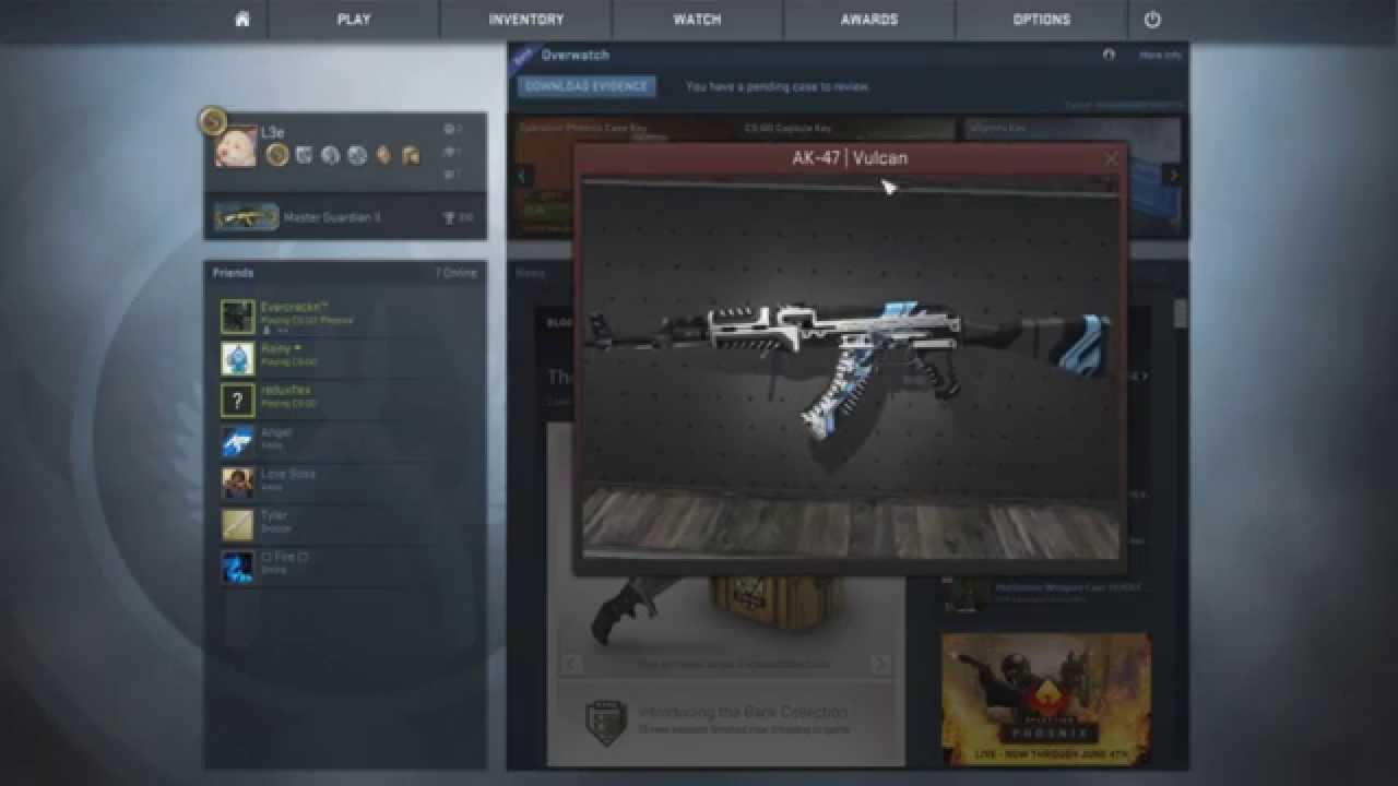Steam Community Market  Listings for AK47  Vulcan